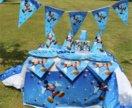 Декорации на праздник Микки Маус