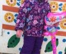 Зимний костюм Reimo,есть шапка и сапожки