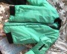 Куртка 42-44 весна/осень(утеплённая)