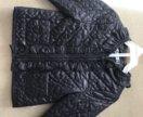 Курточка весна-осень 80см