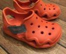 Crocs, c7, на липучке