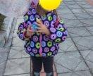 Детская весенняя куртка (98см)