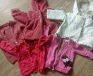 пальто и кофты для девокчи 74