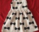 Платье на девочку 110-116