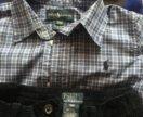 Рубашки и джинсы