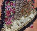 Комплект вещи пакетом шарф шаль