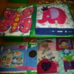 Развивающая Книжка ручной работы для девочки 20×20