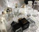 Пустые парфюмерные флаконы