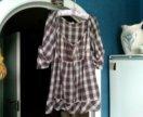 Блуза. Длинная