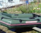 Надувная лодка NISSAMARAN с мотором