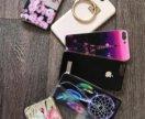Чехлы для iPhone 7+