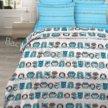 Василиса комплект постельного белья из бязи