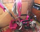 Трехколесный велосипед Capella