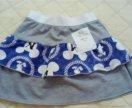 Новые юбки для девочки 104 р