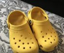 Сабо детские Crocs, р.32-33