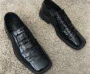 Ботинки мужские, натуральные, 42 размер
