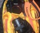 Фотоаппарат Sony a99 объектив вспышка