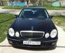Mercedes-Benz E-Класс, 2005