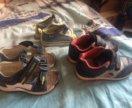 Обувь летняя для мальчиков