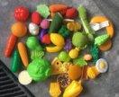 Игрушки овощи 🥒 и фрукты 🍉