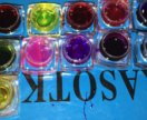 Цветные гель лаки 12 шт