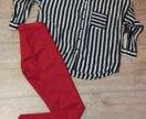 Комплект блуза штаны