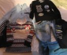 Вещи пакетом на мальчика 93-98