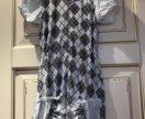 Платье для худенькой девушки или девочки-подростка