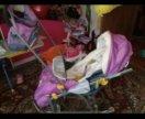 Санки коляска Nika 7