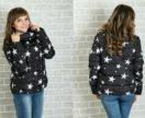 Куртка со звездами и жилетка
