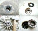 Замена подшипников на баке барабана стиральной маш