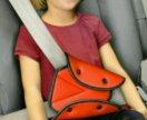 Держатель ремня безопасности в авто