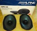Динамики Alpine SPR-69