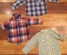 Рубашки детские 92-98