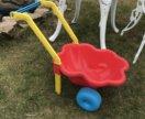 Тачка-каталка для малышей
