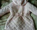 Детская куртка пальто