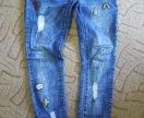 Наикрутейшие джинсы 44-46