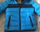 Куртка зимняя очень тёплая 42-44