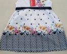 Детское платье. Турция