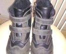 ботинки демисезонные р. 35