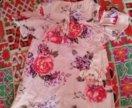 Платье Zara на 3-4 года