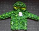Куртка непромокайка новая на 2-3 года
