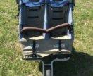 Детская коляска для двойни TFK