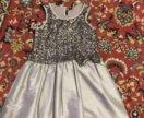 Новое платье Некст на 11 лет на выпускной