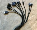 Универсальное зарядное устройство для моб. телефон