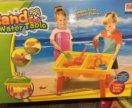 Песочница -столик для дома