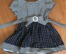 Платье на девочку 86-98 р