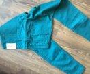 Изумрудные брюки джинсы