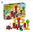 Лего дупло моя первая пожарная станция