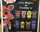 Герои «5 ночей с Фредди»